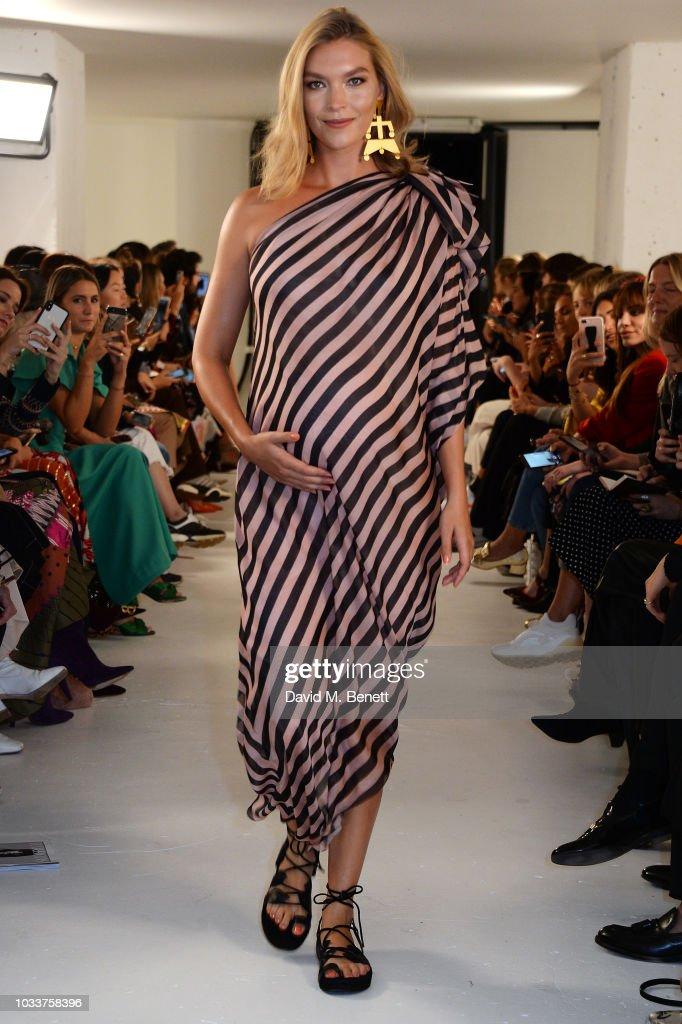 Temperley London SS19 Fashion Show