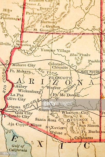 Map Of Arizona Only.60 Top Arizona Map Pictures Photos Images Getty Images