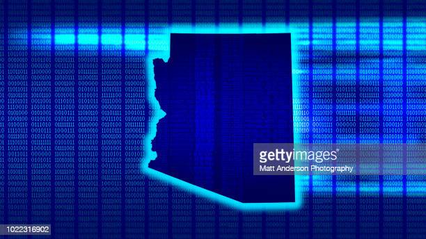 arizona - state 101010 - electoral college stock pictures, royalty-free photos & images
