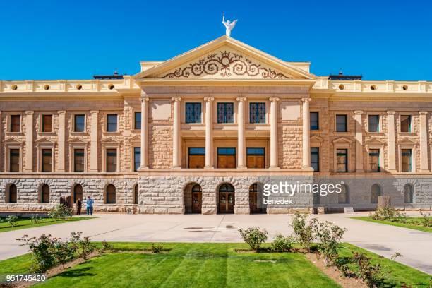 Arizona State Capitol in Phoenix USA