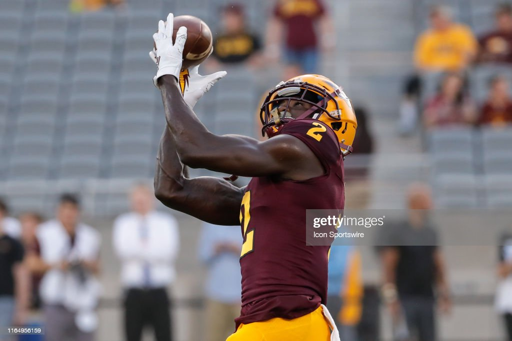 COLLEGE FOOTBALL: AUG 29 Kent State at Arizona State : News Photo
