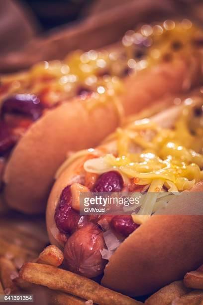 Arizona Style Hot Dog
