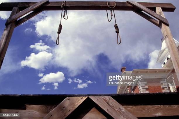 Arizona Tombstone Hangmans Noose