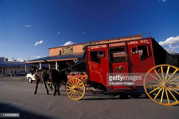 Old HorseDrawn Wagon