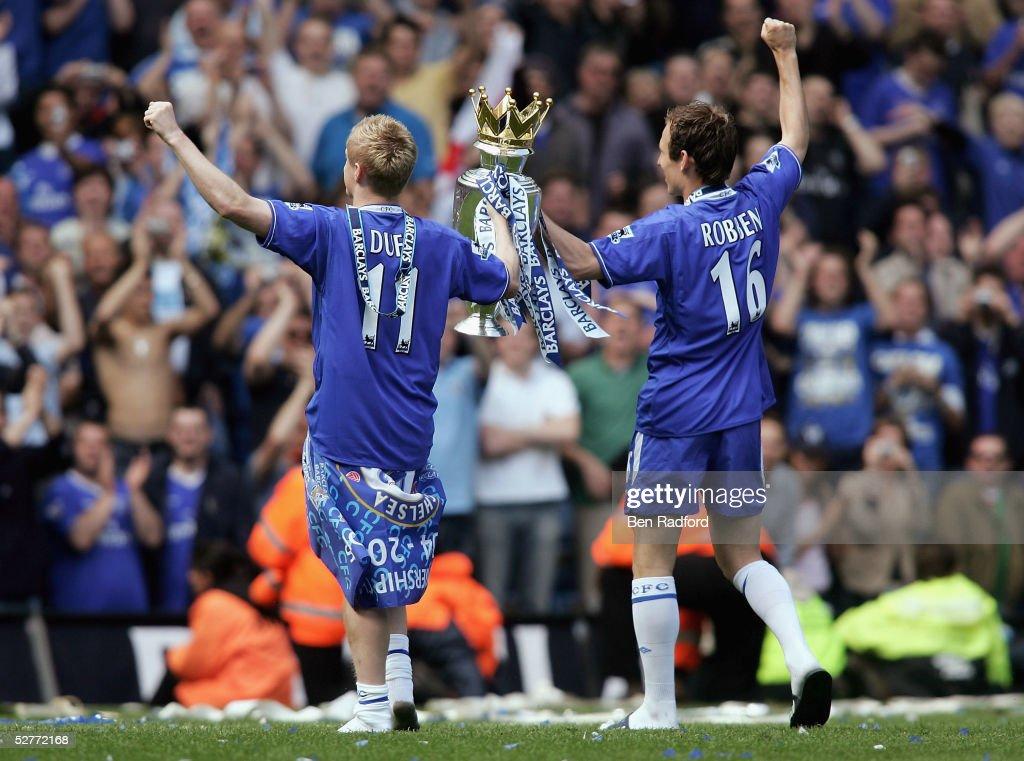 Chelsea v Charlton : News Photo