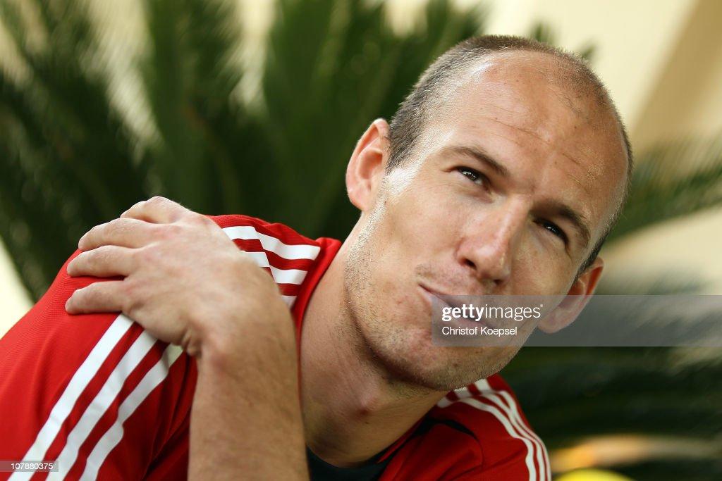 Bayern Muenchen Training Camp - Day 4