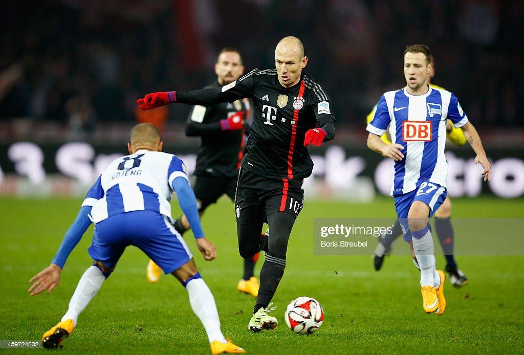 Hertha BSC v FC Bayern Muenchen - Bundesliga : News Photo