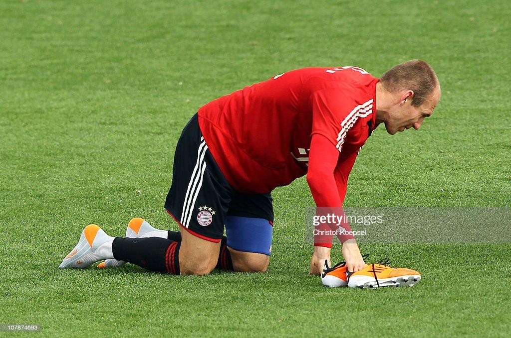 Bayern Muenchen Training Camp - Day 4 : News Photo