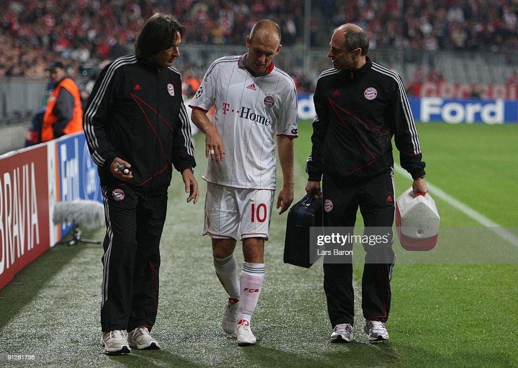 FC Bayern Muenchen v Juventus - UEFA Champions League : News Photo