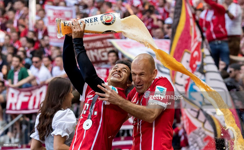 Bayern Muenchen v SC Freiburg - Bundesliga : News Photo