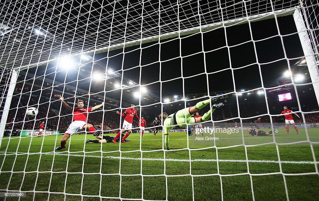 1. FSV Mainz 05 v Bayern Muenchen - Bundesliga
