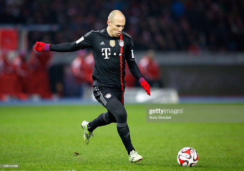 Hertha BSC v FC Bayern Muenchen - Bundesliga : News Photo