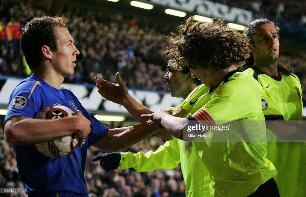 UEFA Champions League: Chelsea v Barcelona : News Photo