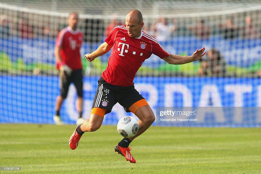 FC Bayern Muenchen - Training Camp Day Five : News Photo
