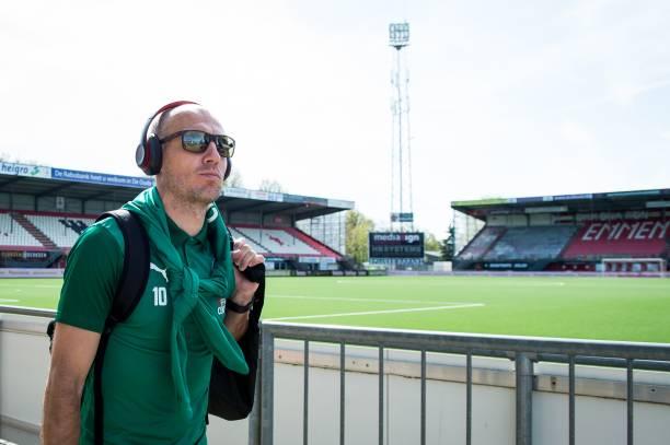 NLD: FC Emmen v FC Groningen - Dutch Eredivisie