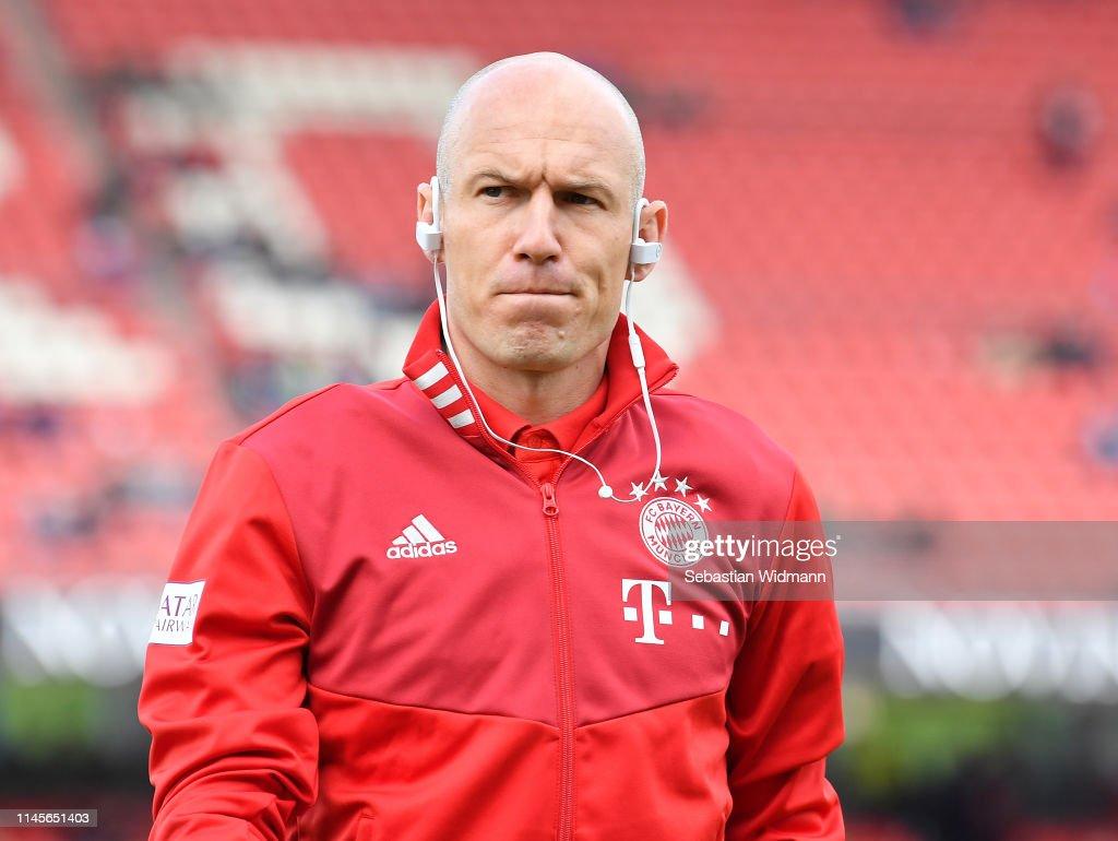 DEU: 1. FC Nuernberg v FC Bayern Muenchen - Bundesliga