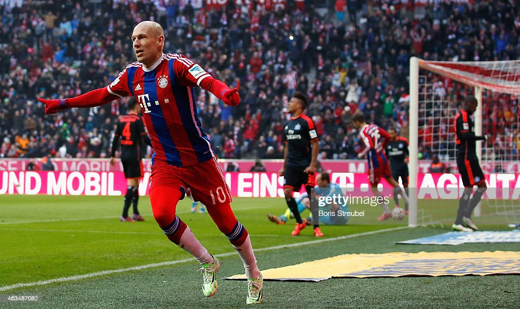 FC Bayern Muenchen v Hamburger SV - Bundesliga : News Photo