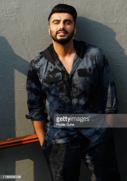 Arjun Kapoor attends the Panipat film Photocall  on November 25 2019 in Mumbai India