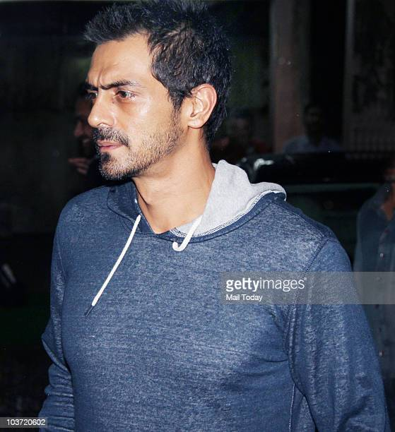 Arjun Rampal at the special screening of the film 'We are Family' in Mumbai on August 28 2010