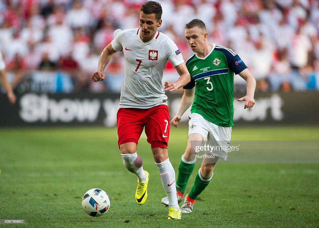 Poland v Northern Ireland - Group C: UEFA Euro 2016 : News Photo