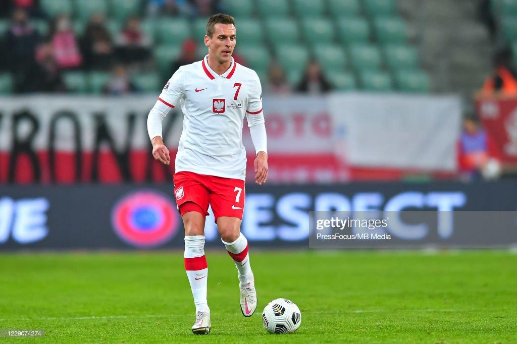 Poland v Bosnia-Herzegovina - UEFA Nations League : News Photo