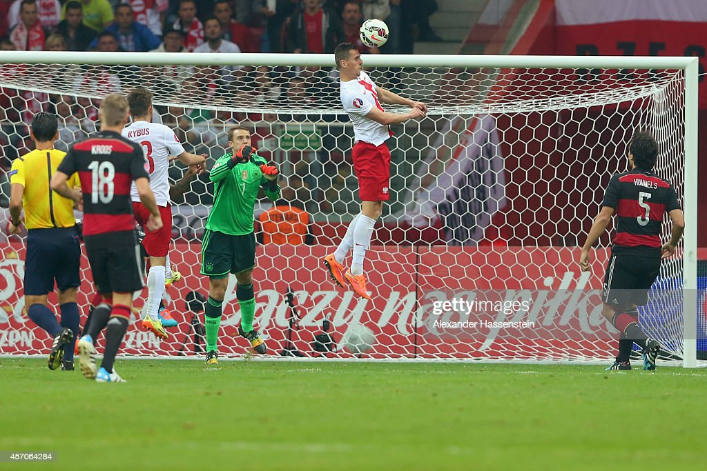 Poland v Germany - EURO 2016 Qualifier : News Photo