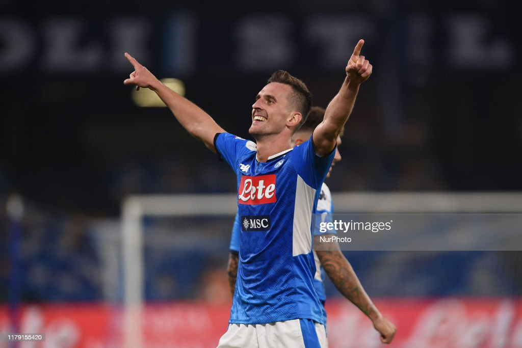 SSC Napoli v Atalanta BC - Serie A TIM : News Photo