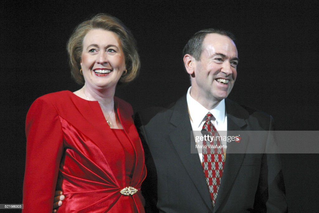 Mike huckabee wife pictures — photo 5