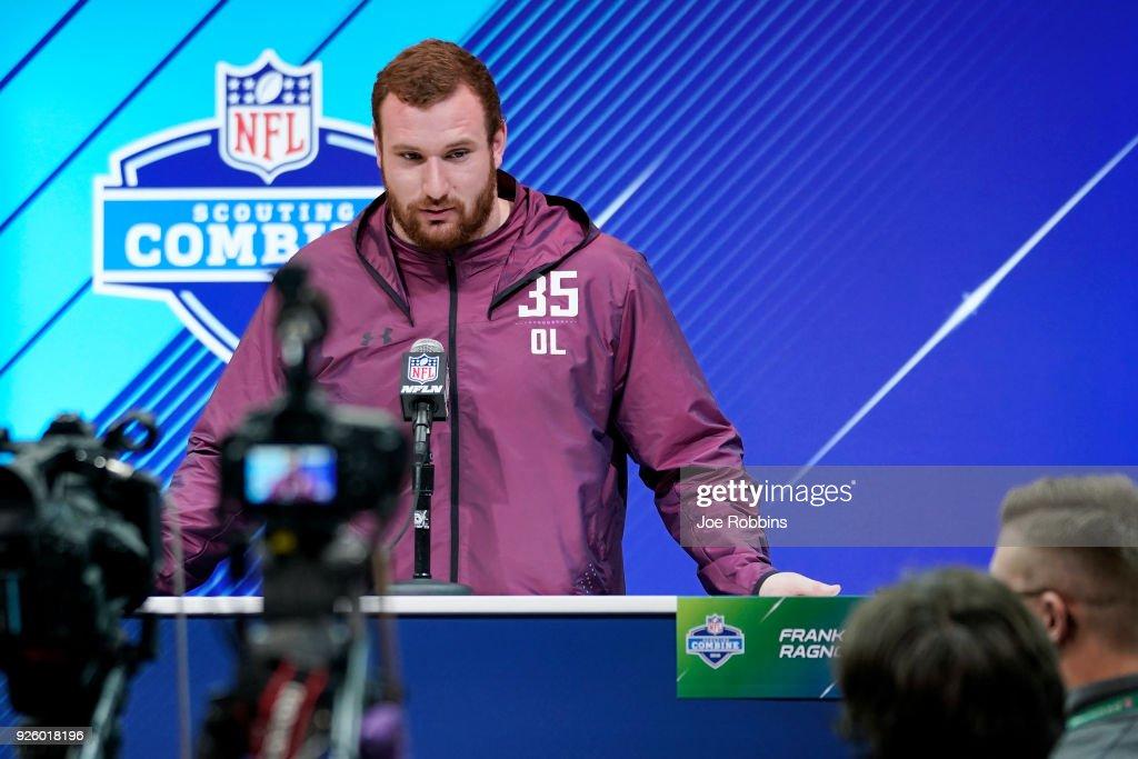 NFL Combine - Day 1 : ニュース写真