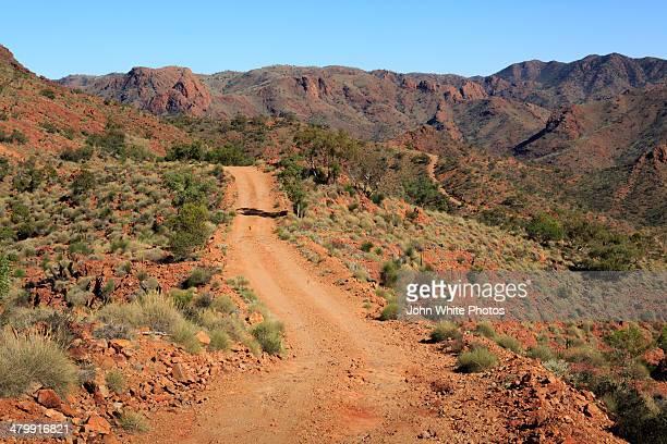 Arkaroola. Flinders Ranges. South Australia.