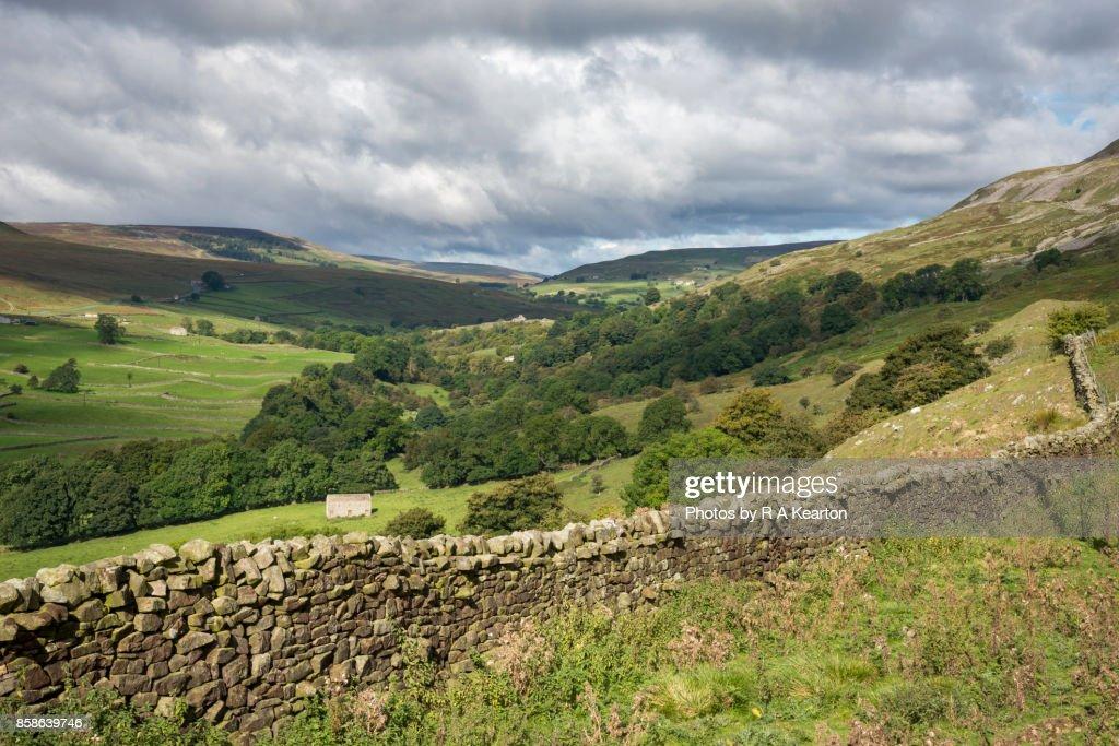 Arkengarthdale, Yorkshire Dales, England : Stock-Foto