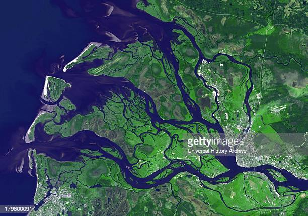 Arkhangelsk is a city and the administrative capital of Archangelsk Oblast Russia It is situated on both banks of the Dvina River near where it flows...