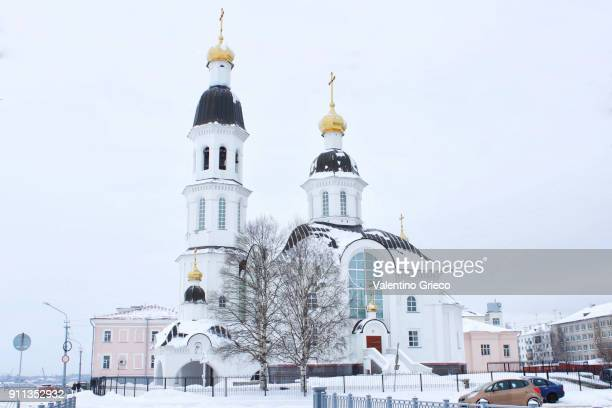 Arkhangelsk - Russia - North Pole Cathedrals
