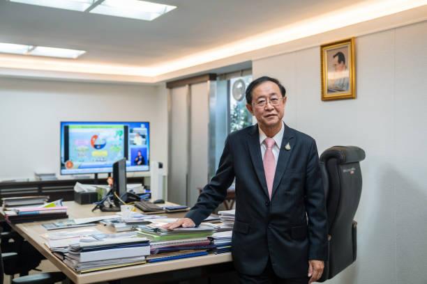 THA: Thailand Likely to Act Again on Baht, Finance Minister Arkhom Termpittayapaisith Says