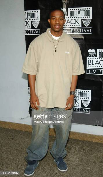 Arlen Escarpeta during World Premiere of Acclaimed Actor Filmmaker Tim Reid's 'For Real' to Open 5th Anniversary Hollywood Black Film Festival at The...