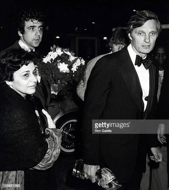 Arlene Alda Alan Alda's brother and Alan Alda during 6th Annual People's Choice Awards at Hollywood Palladium in Hollywood California United States