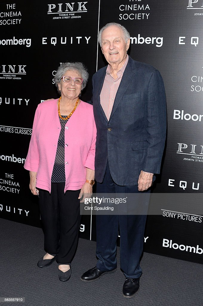 "The Cinema Society with Bloomberg & Thomas Pink Host a Screening of Sony Pictures Classics' ""Equity"" : News Photo"