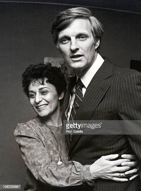 Arlene Alda and Alan Alda during 'The Four Seasons' New York Premiere Press Party at Lincoln Center Library in New York City New York United States