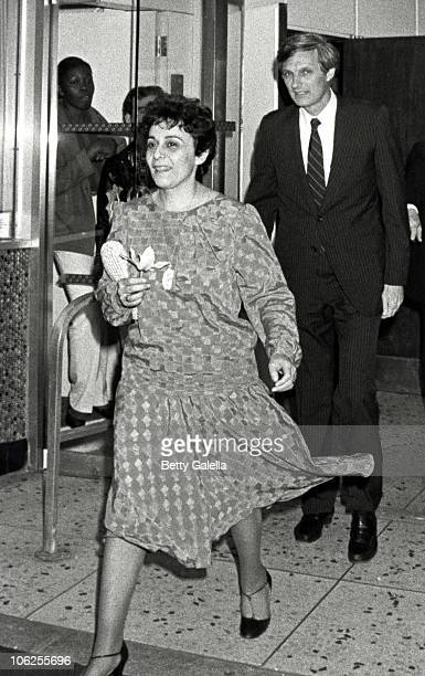 Arlene Alda and Alan Alda during 'The Four Seasons' New York Premiere at Loews Tower East Theater in New York City New York United States