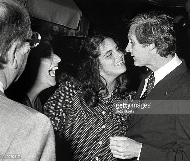 Arlene Alda Elizabeth Alda and Alan Alda during The Seduction of Joe Tynan New York City Premiere Party at Promenade Cafe Rockefeller Plaza in New...