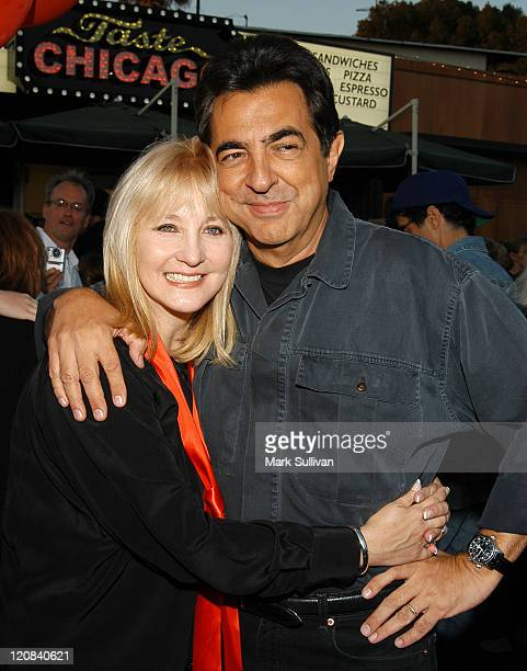 Arlene and Joe Mantegna during Taste Chicago Grand Opening and Chicago Block Party at Taste Chicago in Burbank California United States