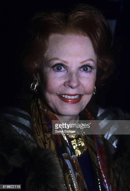 Arlene Dahl at premiere of 'Diamonds' New York December 2 1999