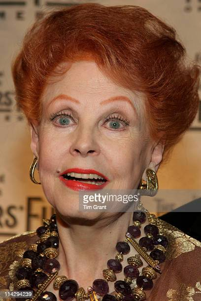 Arlene Dahl during The Actors' Fund 2006 Gala at Cipriani in New York City New York United States