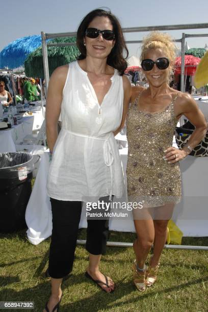 Arlene Jaffee and Debbie Bell attend DONNA KARAN ARIEL FOXMAN and INSTYLE along with KELLY RIPA and BLAKE LIVELY present SUPER SATURDAY 12 at Nova's...