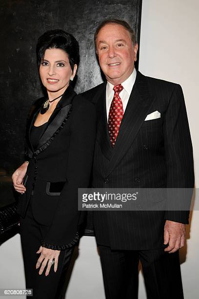 Arlene Lazare and Allan Lazare attend WESTCHESTER ENTERPRISES Presents: The New York Art + Design Fair at Park Avenue Armory on March 27, 2008 in New...