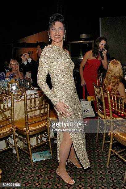 Arlene Lazare attends ARTRAGEOUS Gala Dinner and Art Auction at Cipriani 42nd Street on May 23, 2007 in New York City.
