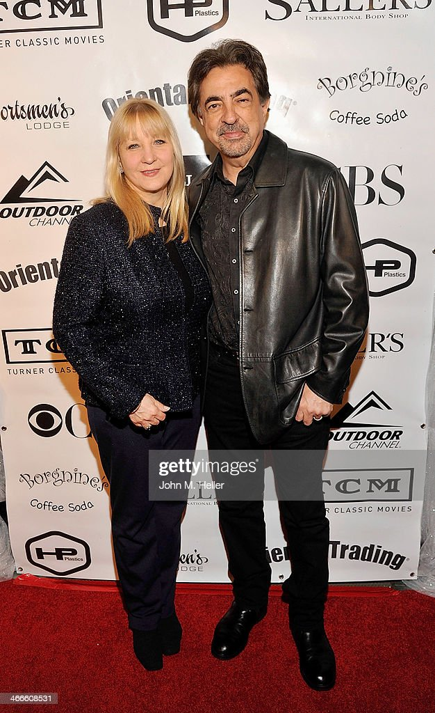 2nd Annual Borgnine Movie Star Gala Honoring Actor Joe Mantegna - Arrivals : News Photo