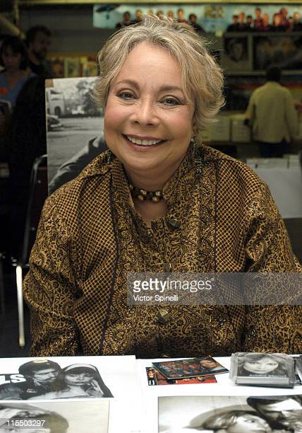 Arlene Martel during Creation Entertainment's Grand Slam XIII The SciFi Summit Day Three at Pasadena Center in Pasadena California United States