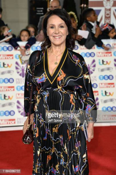 Arlene Phillips attends Pride Of Britain Awards 2019 at The Grosvenor House Hotel on October 28 2019 in London England