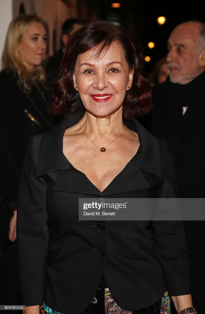 18th Annual WhatsOnStage Awards - VIP Arrivals